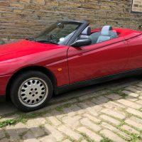 Alfa Romeo 916 GTV & Spider