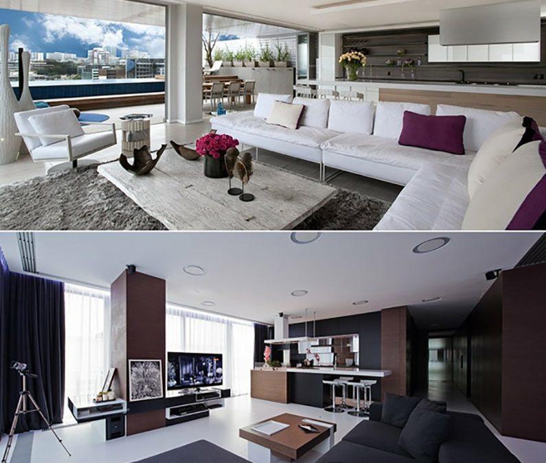 Modern vs. Contemporary Interior Design