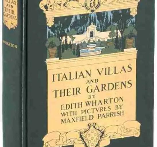 Italian Villas and Their Gardens