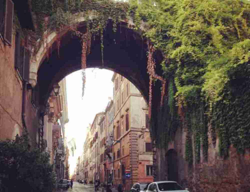 Best Places to Kiss in Rome