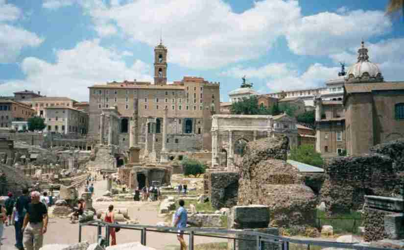Roman Forum: No Longer Free