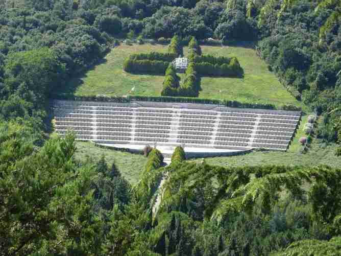 Polish Cemetery at Montecassino