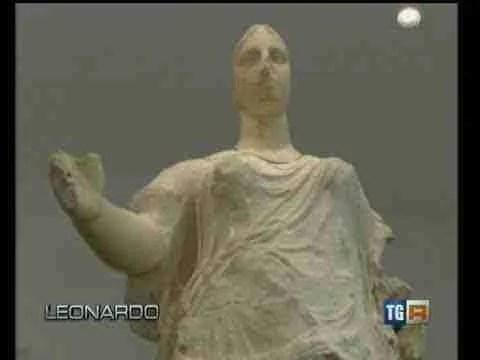 Ancient Aphrodite Sculpture Back in Sicily