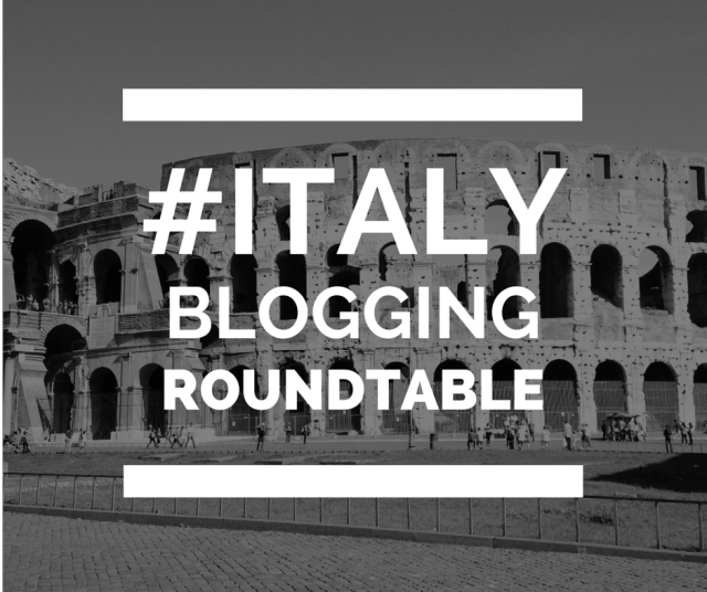 Italy Blogging Roundtable