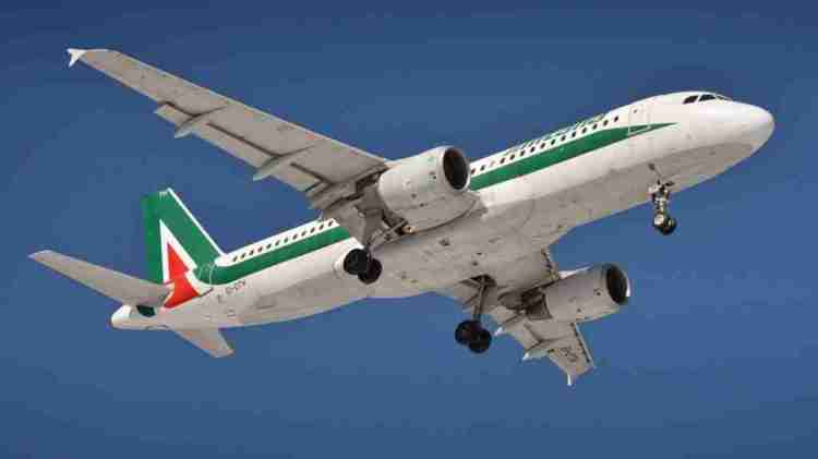 Air travel in Italy
