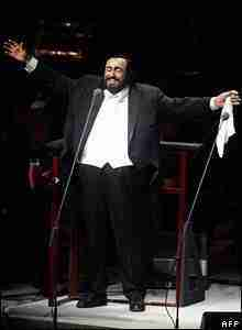 Celebrating a Legend: Luciano Pavarotti