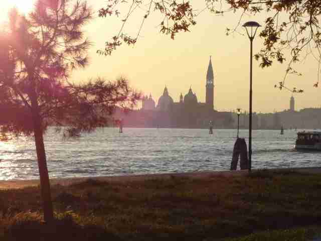 Venice - View from Sant'Elena