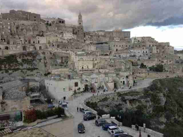 Matera, European Capital of Culture
