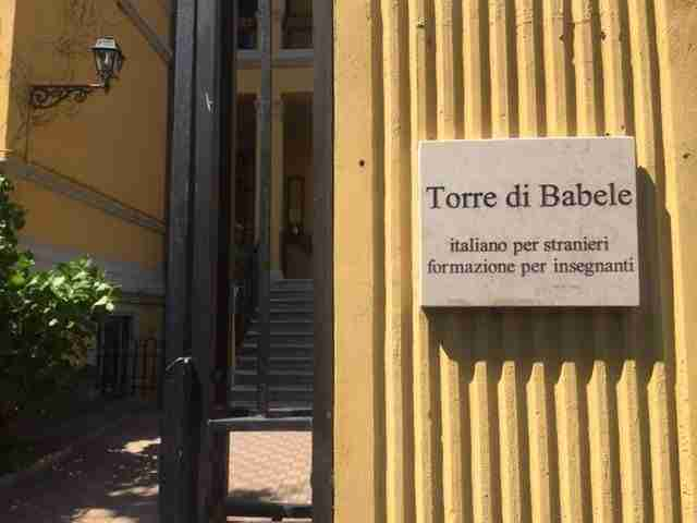 Torre di Babele (Italian Immersion Language School for Foreigners) in Rome