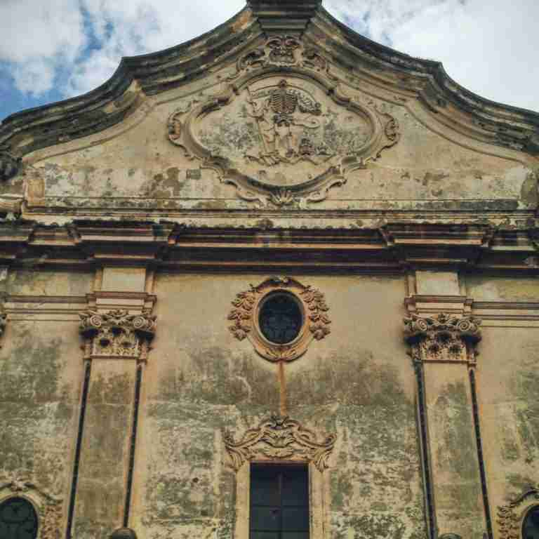 Church of Purgatorio in Terracina