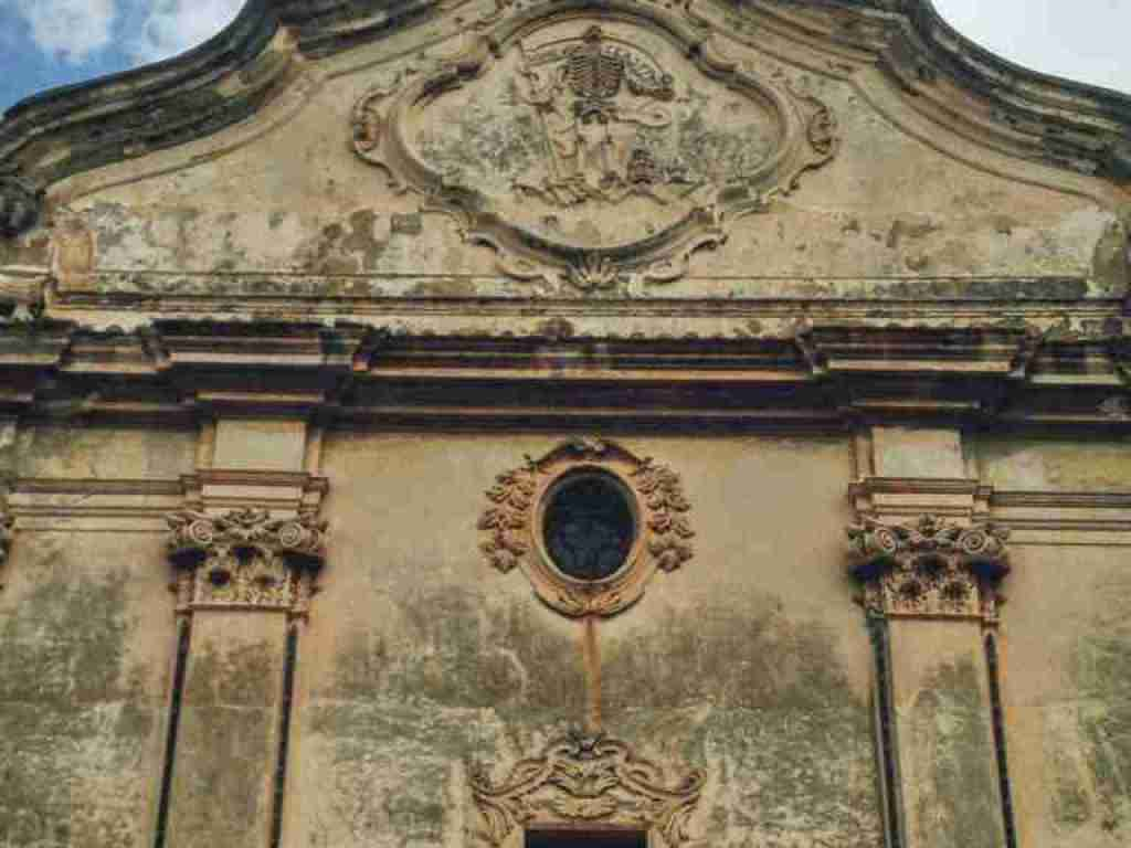 Church of Purgatorio in Terracina