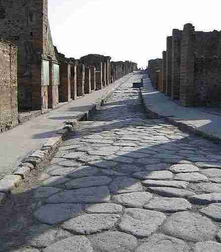 Do You Know the Way to Pompeii?