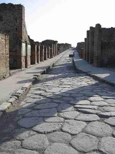 Do You Know the Way to Pompeii?
