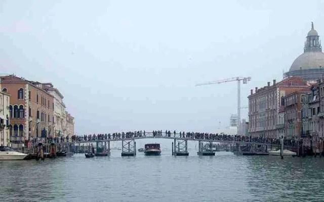 Ponte della Salute in Venice