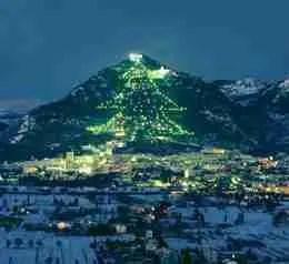 World's Biggest Christmas Tree