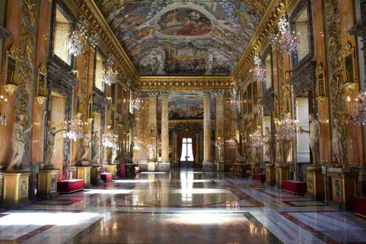 Palazzo Colonna: A Hidden Palace in the Heart of Rome