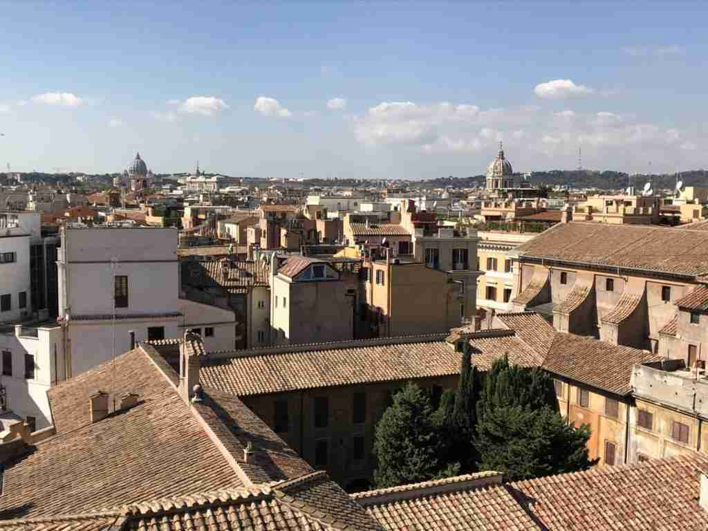 Rome's Newest Rooftop View