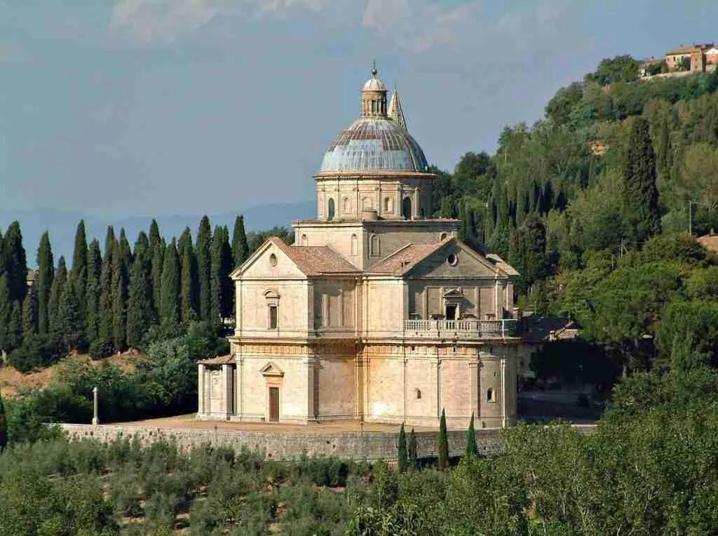 San Biagio: Renaissance Jewel in Montepulciano, Tuscany