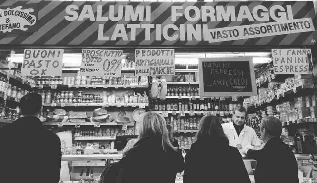 Mercato Nomentano, Rome