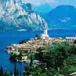 Photo of Lake Como via Ride & Seek