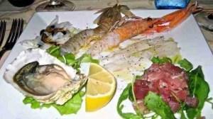 Fish Plate with Lemon