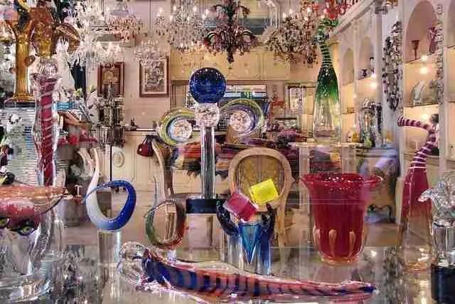 Murano Glass Shop