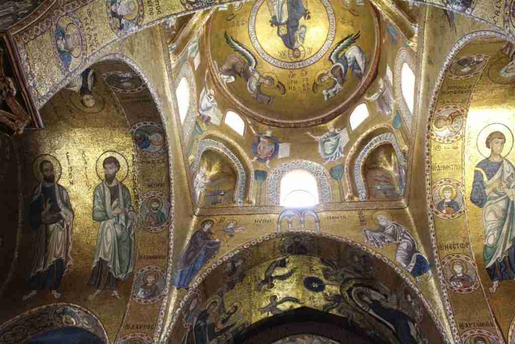 Go For the Gold: The Gorgeous Golden Mosaics of Palermo, Monreale, & Cefalù
