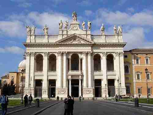 Papal Basilicas of Rome: San Giovanni in Laterano