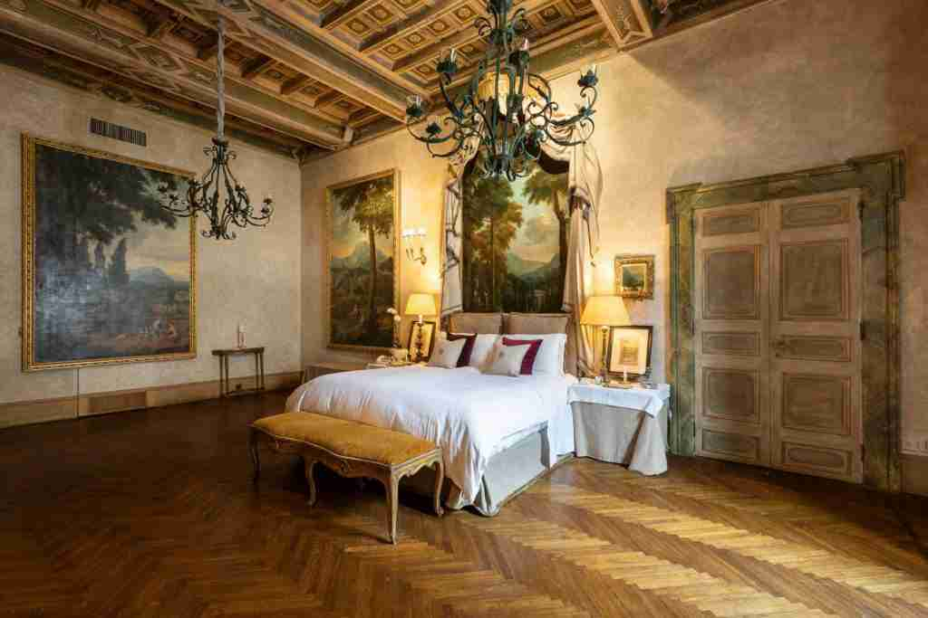 The Grand House in Rome