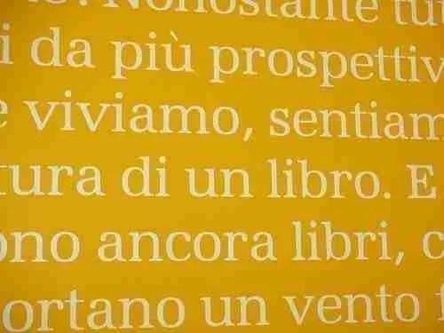 Five Favorites: Italian Words