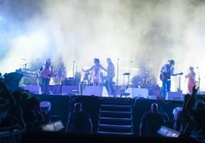Arcade Fire in Concerto