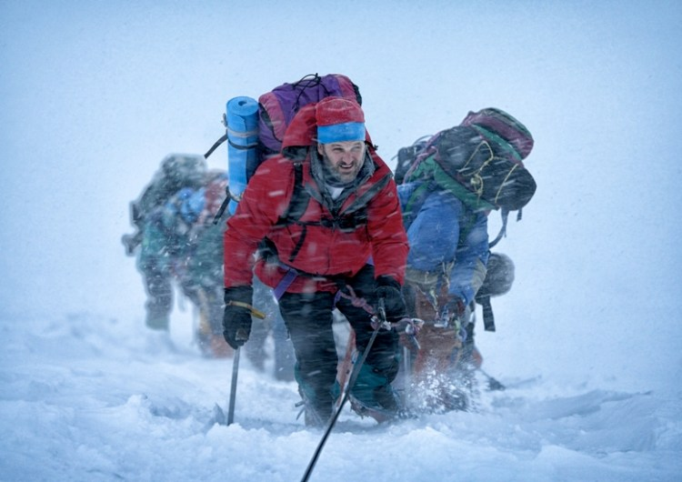 VENEZIA 72: APRE EVEREST