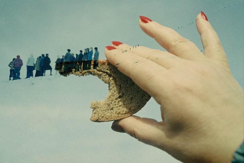 6.Superimpositions, Boris Mikhailov, Courtesy Camera-centro Italiano per la Fotografia