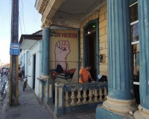 Todo para la revoluciòn a Baracoa