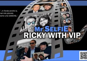Mr Selfie – Ricky with vip In mostra a Mestre