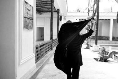 Manuela Marchetti, Santuario ad Abyaneh