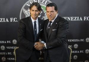 FILIPPO INZAGHI È IL NUOVO ALLENATORE DEL VENEZIA FC
