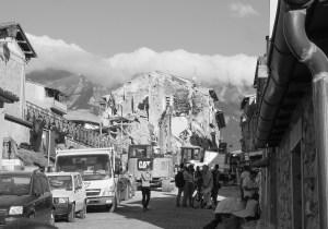 Il terremoto: riflessioni ed immagini