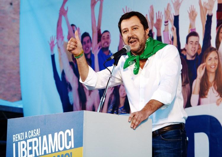 Ciampi, Salvini e il centrodestra senza identità.
