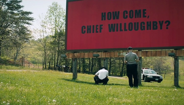 Three Billboards Outside Ebbing, Missouri di Martin McDonagh