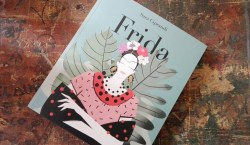 Frida illustrata da Sara Ciprandi