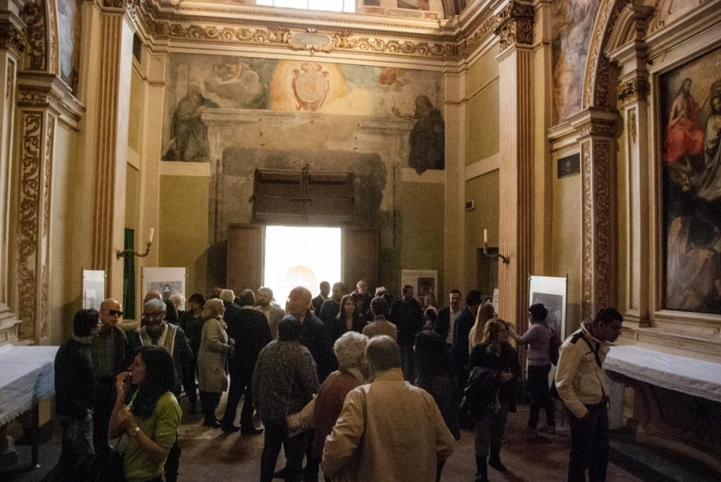 Visita Contrade Siena