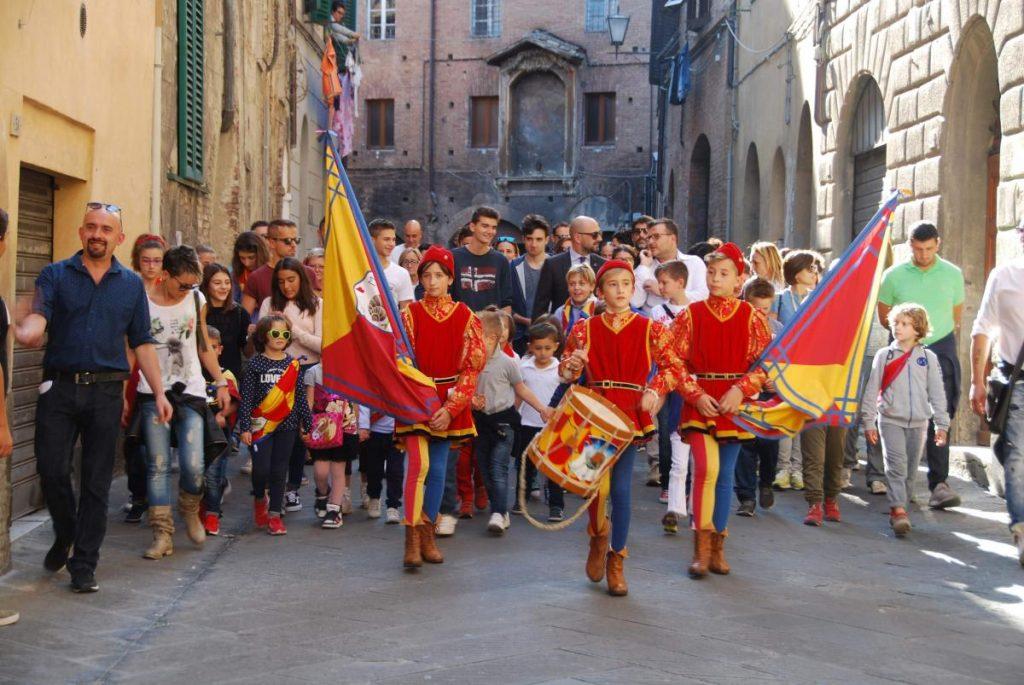 Contrade Siena