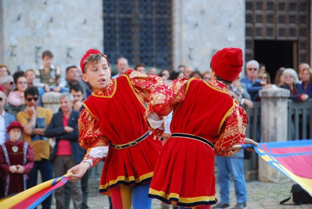Contrade Siena - Experience Italy4golf