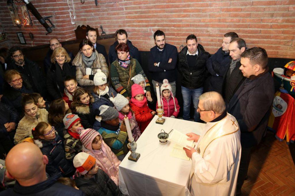 Benedizione Contrada Siena