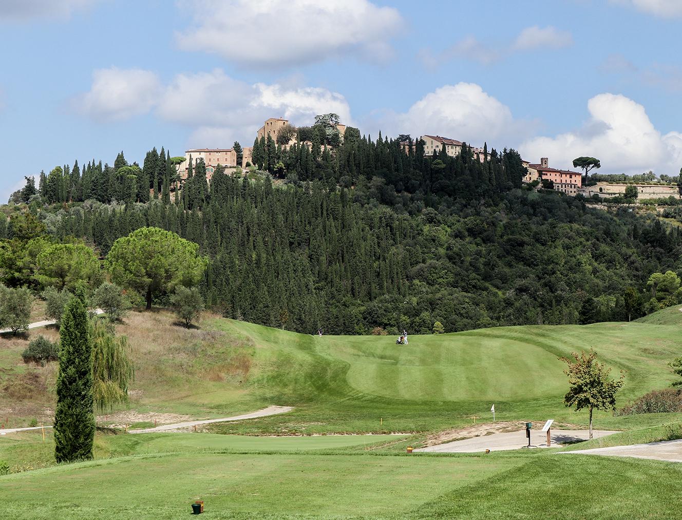 Tuscan Hills, Wine & Golf
