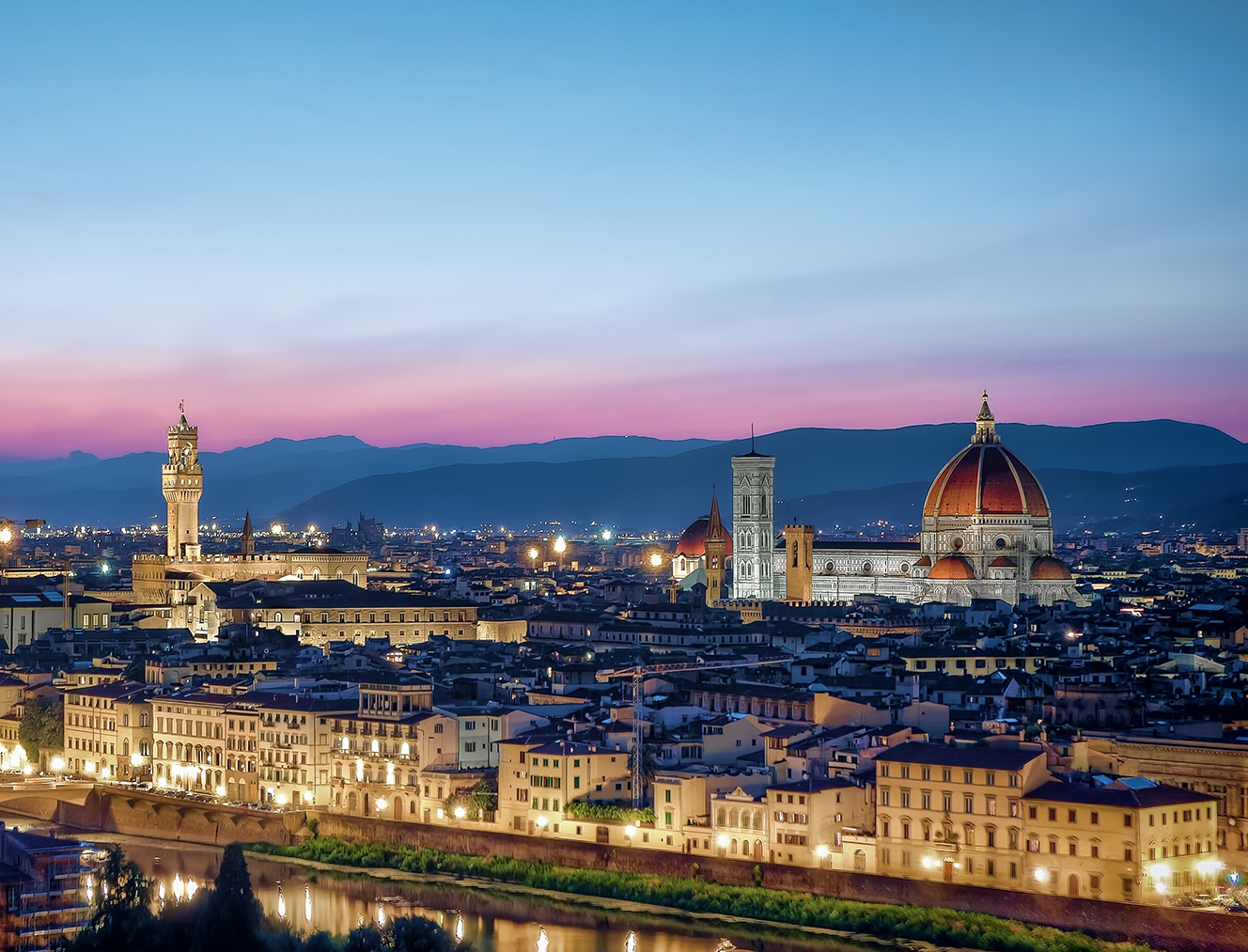 A long weekend in Florence