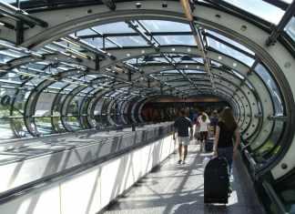 Malpensa Airport , Milan, Lombardy, Italy