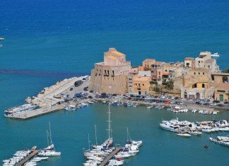 Trapani, Sicily, Southern Italy