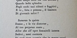 "alt=""A Silvia by Giacomo Leopardi"""